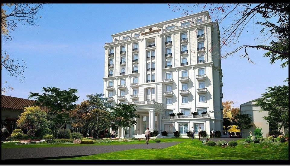 dự án khách sạn ninh bình - Dự Án Khách Sạn Ninh Bình