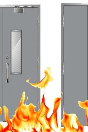 cửa chống cháy giá rẻ