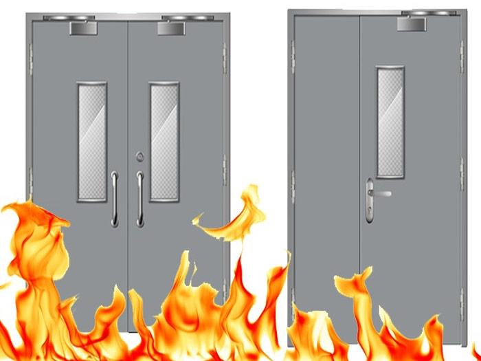 lý do cửa thép chống cháy giá rẻ ngày càng trở nên được phổ biến 2 - Mua cửa chống cháy giá rẻ ở đâu?