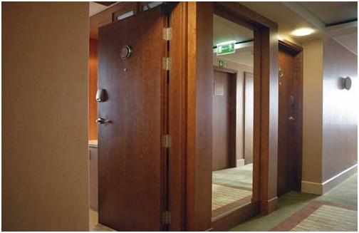 cửa gỗ chống cháy giá rẻ 1 - Ưu điểm vượt trội của cửa gỗ chống cháy giá rẻ