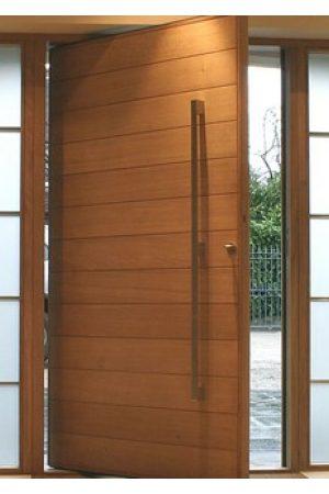 cửa gỗ chống cháy giá rẻ