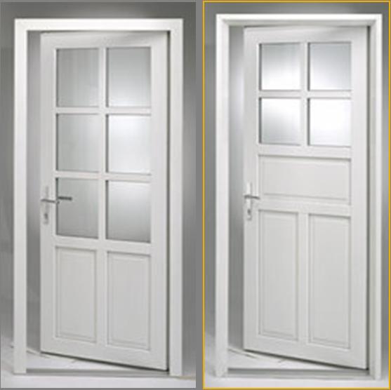 3 2 - Mẫu cửa nhôm kính 1 cánh phòng ngủ
