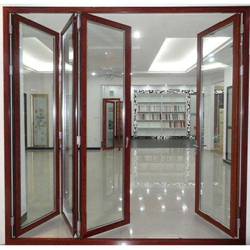 3 3 - Cửa nhôm kính vân gỗ