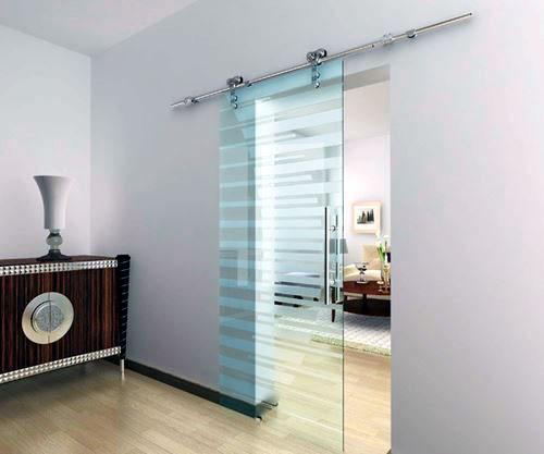 cua nhom kinh phong ngu 2 - Lưu ý khi lắp đặt cửa nhôm kính phòng ngủ