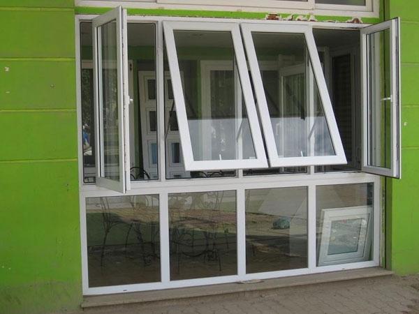 cua so nhom kinh dep 2 - Mẫu cửa sổ nhôm kính 4 cánh