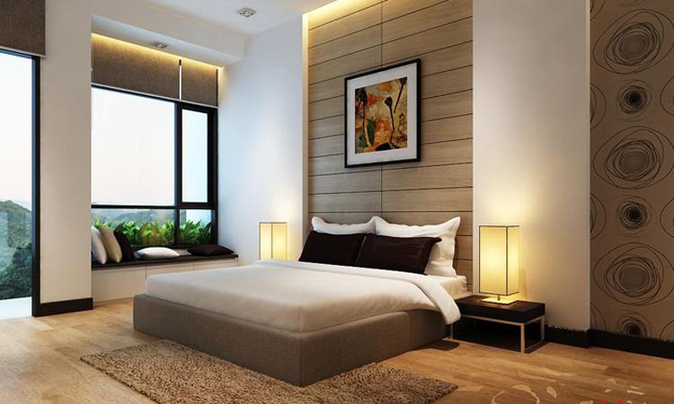 mau cua nhom kinh phong ngu 1 - Mẫu cửa nhôm kính phòng ngủ đẹp cho ngôi nhà của bạn