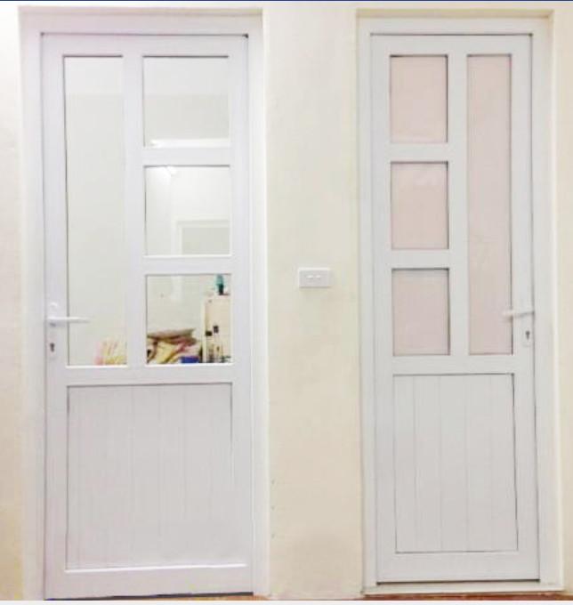 cua nhom kinh 1 canh - Nơi cung cấp cửa nhôm kính 1 cánh