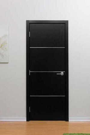 cua nhua mau den 300x450 - Tổng hợp các mẫu cửa nhựa màu đen