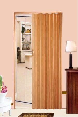 cua xep nhua gia go 300x450 - Cửa nhựa giả gỗ wc
