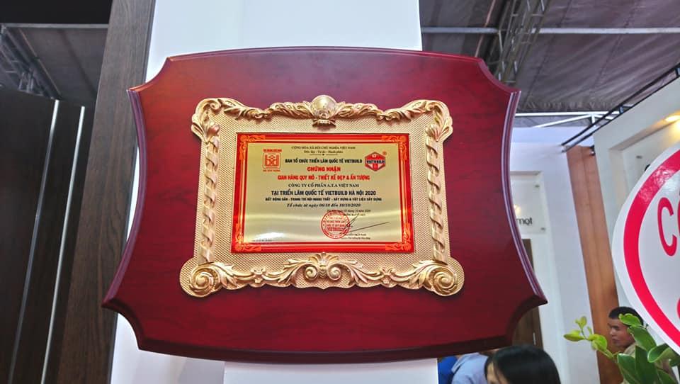 120974793 799323477276596 3741680825525604207 n - ECOSMART - Thương hiệu cửa gỗ nhựa Composite thu hút nhiều khách thăm quan tại Vietbuild Hà Nội 2020